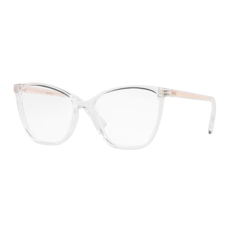 Óculos de Grau Feminino Grazi Gatinho GZ3064 Transparente