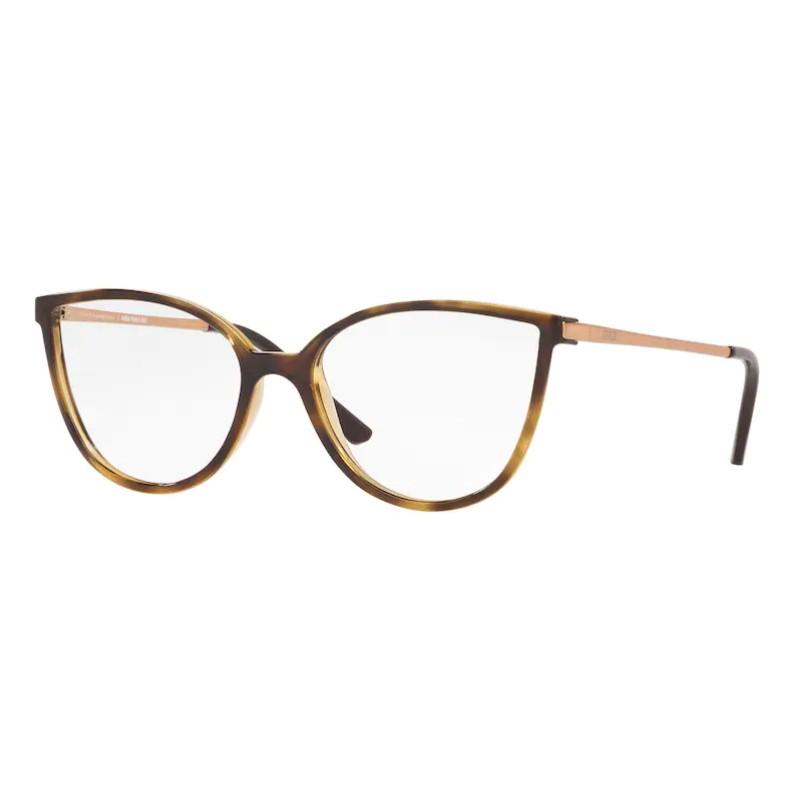 Óculos de Grau Feminino Grazi GZ3066 Marrom Havana Brilho