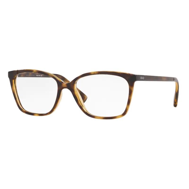 Óculos de Grau Feminino Grazi GZ3070 Marrom Havana Brilho