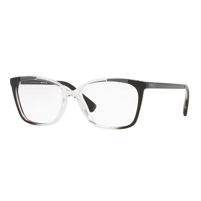 Óculos de Grau Feminino Grazi GZ3070 Preto com Transparente