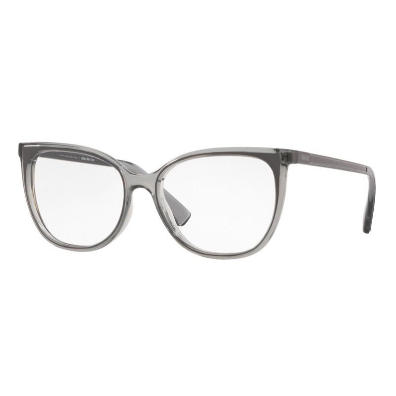 Óculos de Grau Feminino Grazi GZ3072 Cinza Brilho Tamanho 54
