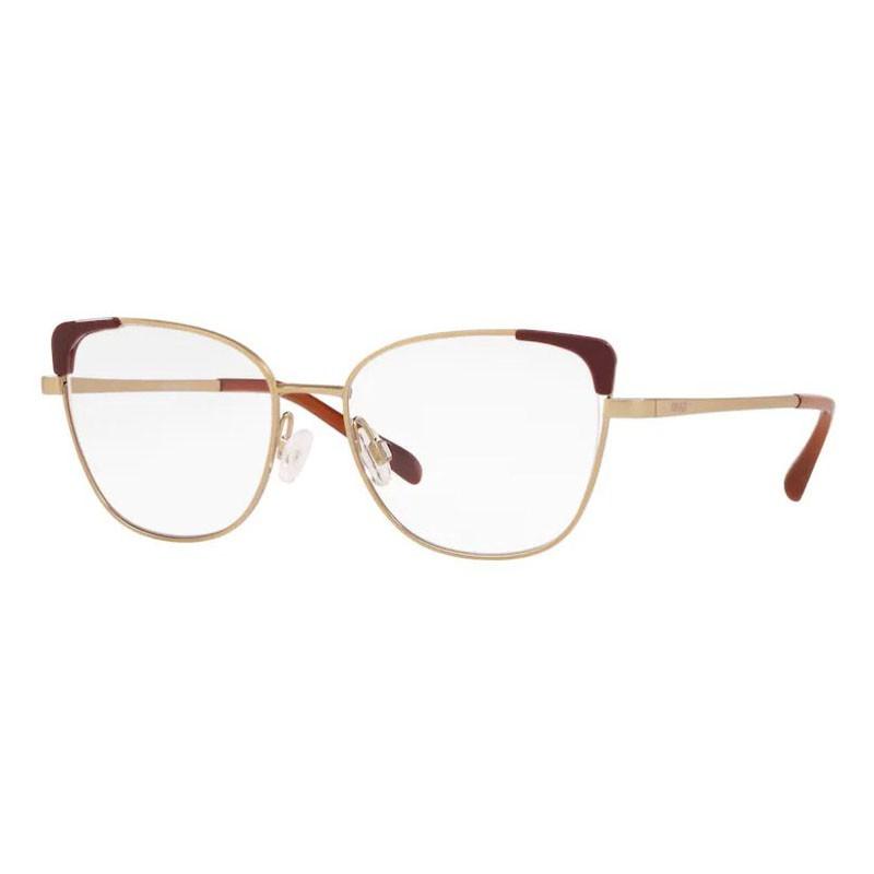 Óculos de Grau Feminino Grazi Massafera GZ1013 Gatinho Dourado
