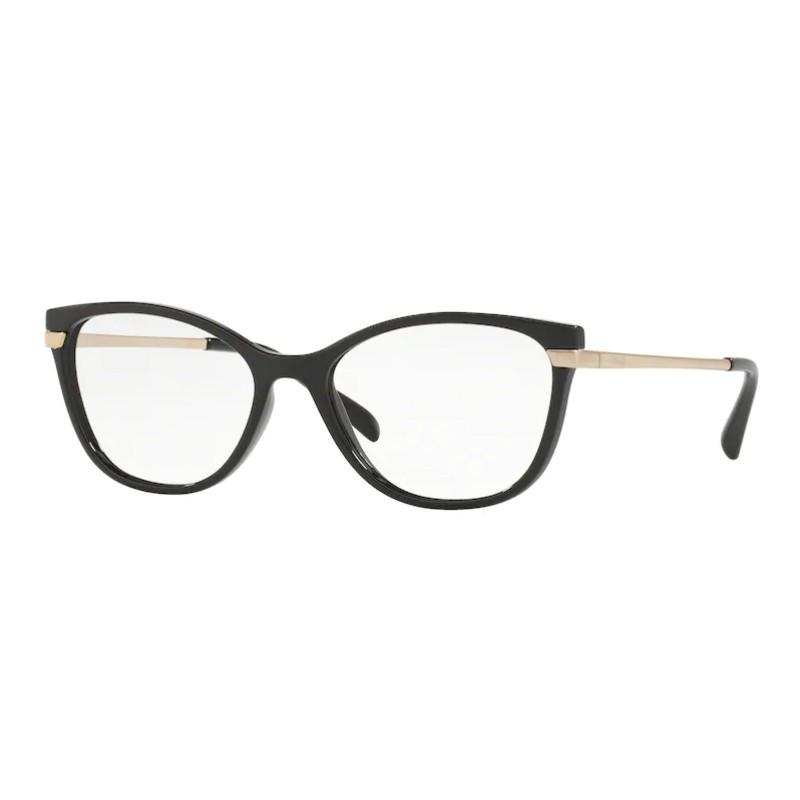 Óculos de Grau Feminino Grazi Massafera GZ3056 Preto Brilho