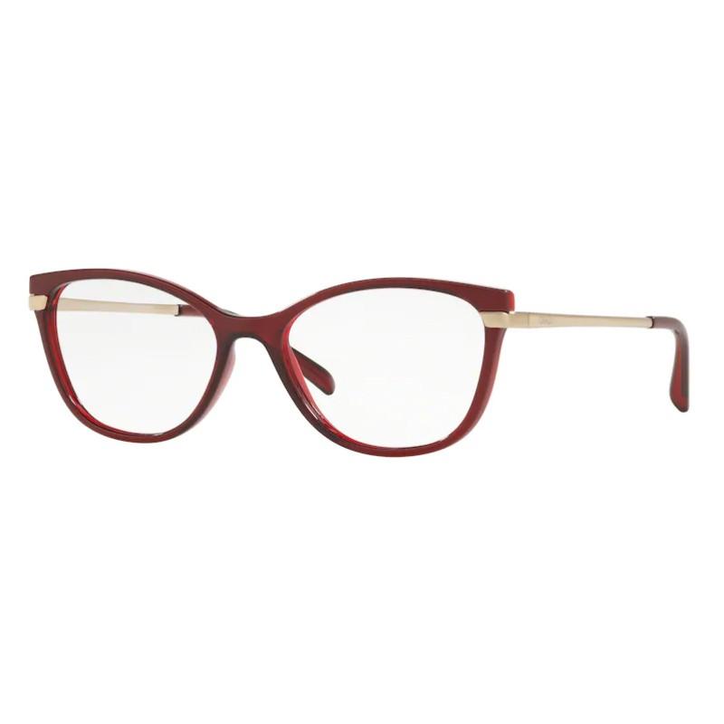 Óculos de Grau Feminino Grazi Massafera GZ3056 Vermelho Brilho