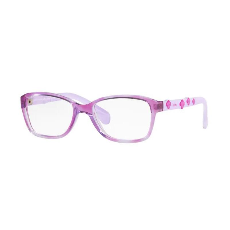 Óculos de Grau Feminino Infantil Kipling KP3116 Lilás Havana
