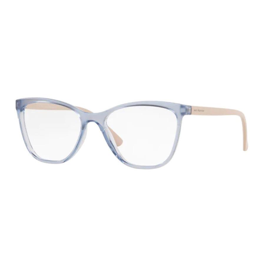 Óculos de Grau Feminino Jean Monnier J83188 Azul Translucido