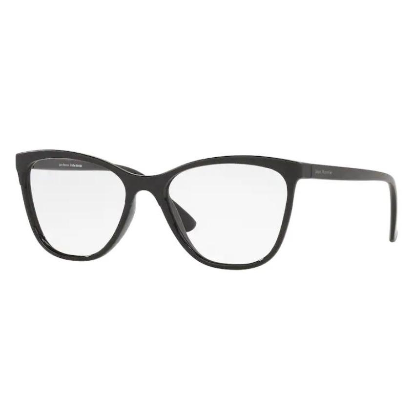 Óculos de Grau Feminino Jean Monnier J83188 Preto Brilho