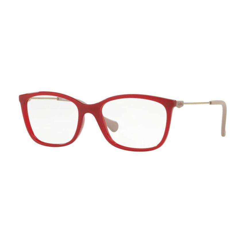 Óculos de Grau Feminino Kipling Fun KP3105 Vermelho Brilho