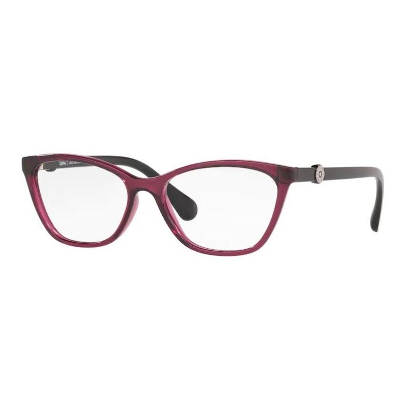 Óculos de Grau Feminino Kipling KP3120 Bordô Translúcido