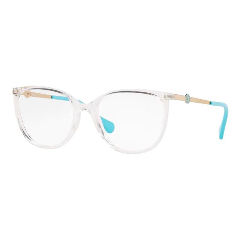 Óculos de Grau Feminino Kipling KP3125 Transparente com Azul