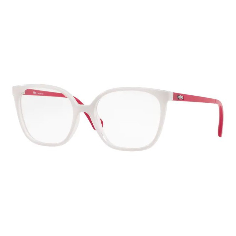 Óculos de Grau Feminino Kipling KP3128 Cinza com Rosa