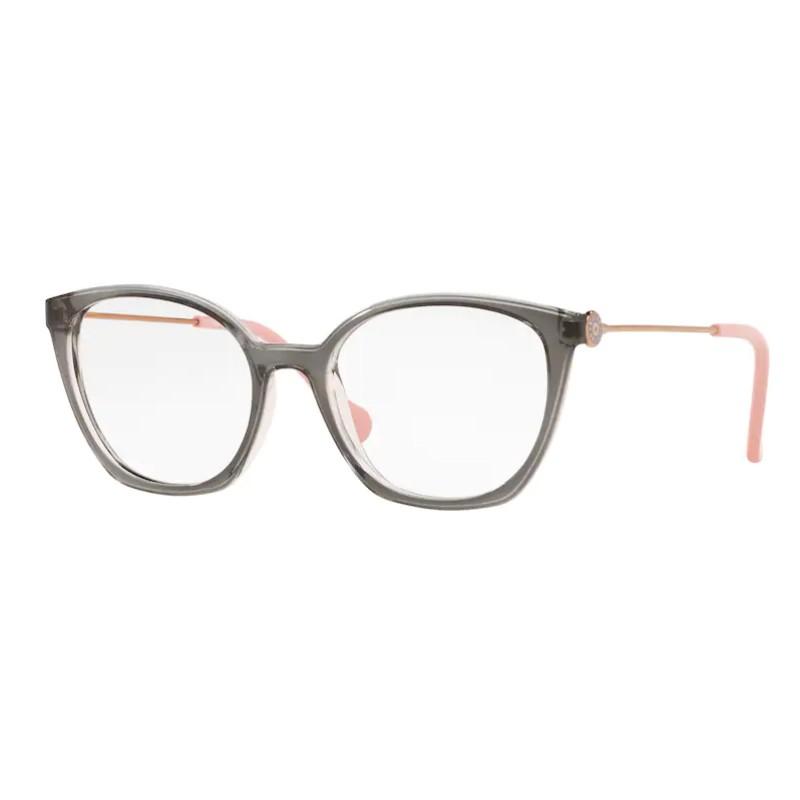 Óculos de Grau Feminino Kipling KP3132 Cinza Brilho Tamanho 51