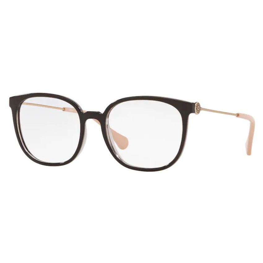 Óculos de Grau Feminino Kipling KP3134 Preto Brilho Tamanho 52