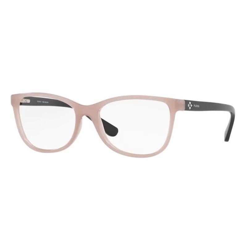 Óculos de Grau Feminino Platini P93143B Nude Translúcido
