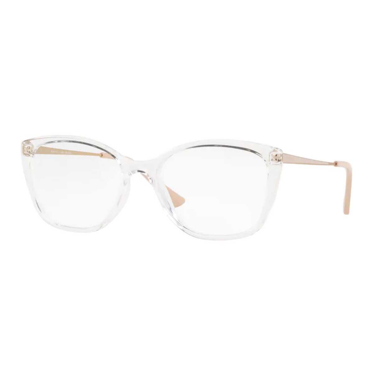 Óculos de Grau Feminino Platini P93161 Transparente Gatinho