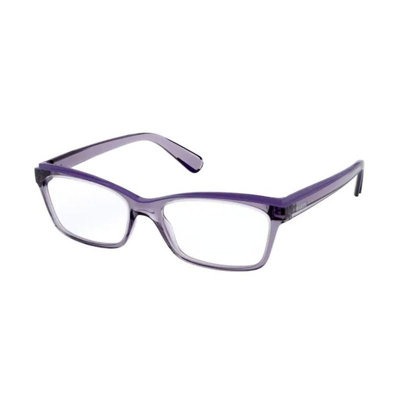Óculos de Grau Feminino Ralph Lauren RA7115 Violeta Translúcido