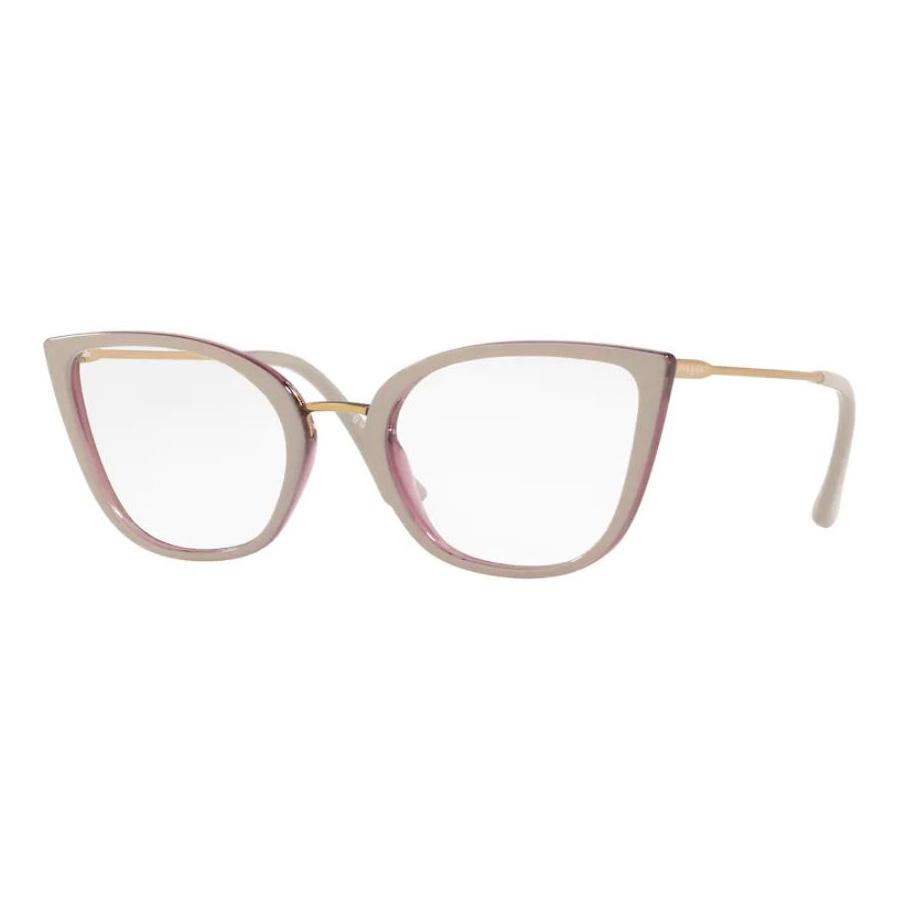 Óculos de Grau Feminino Vogue Gatinho VO5299L Cinza Com Rosa