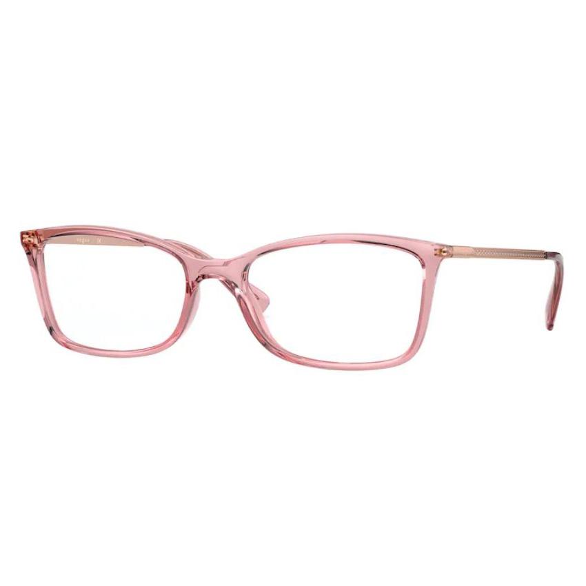 Óculos de Grau Feminino Vogue VO5305B Rosa Translúcido