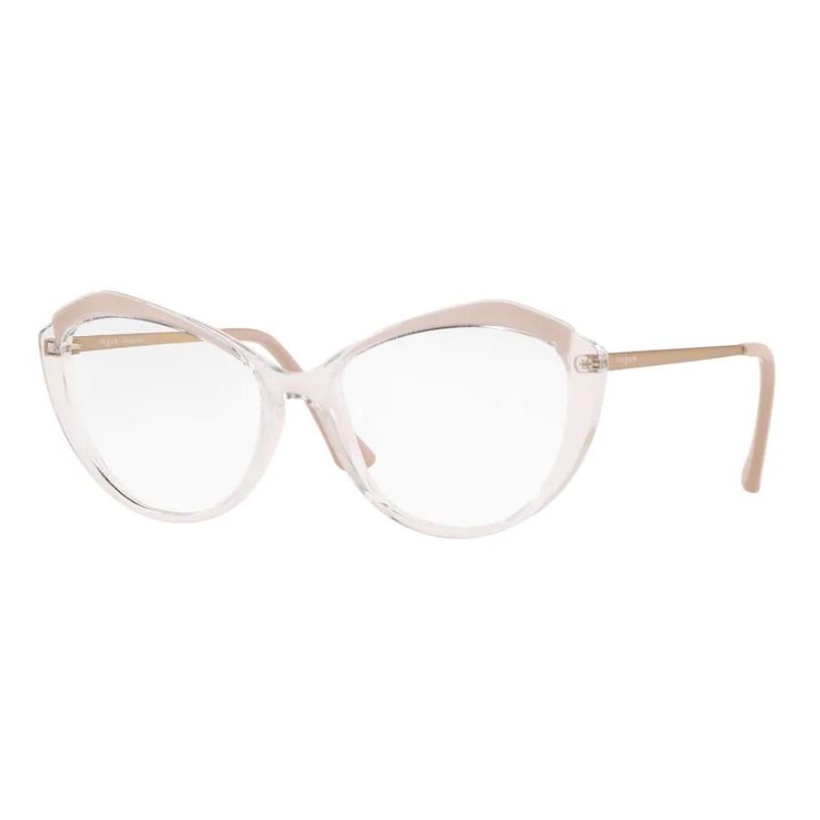 Óculos de Grau Feminino Vogue VO5319L Transparente Gatinho