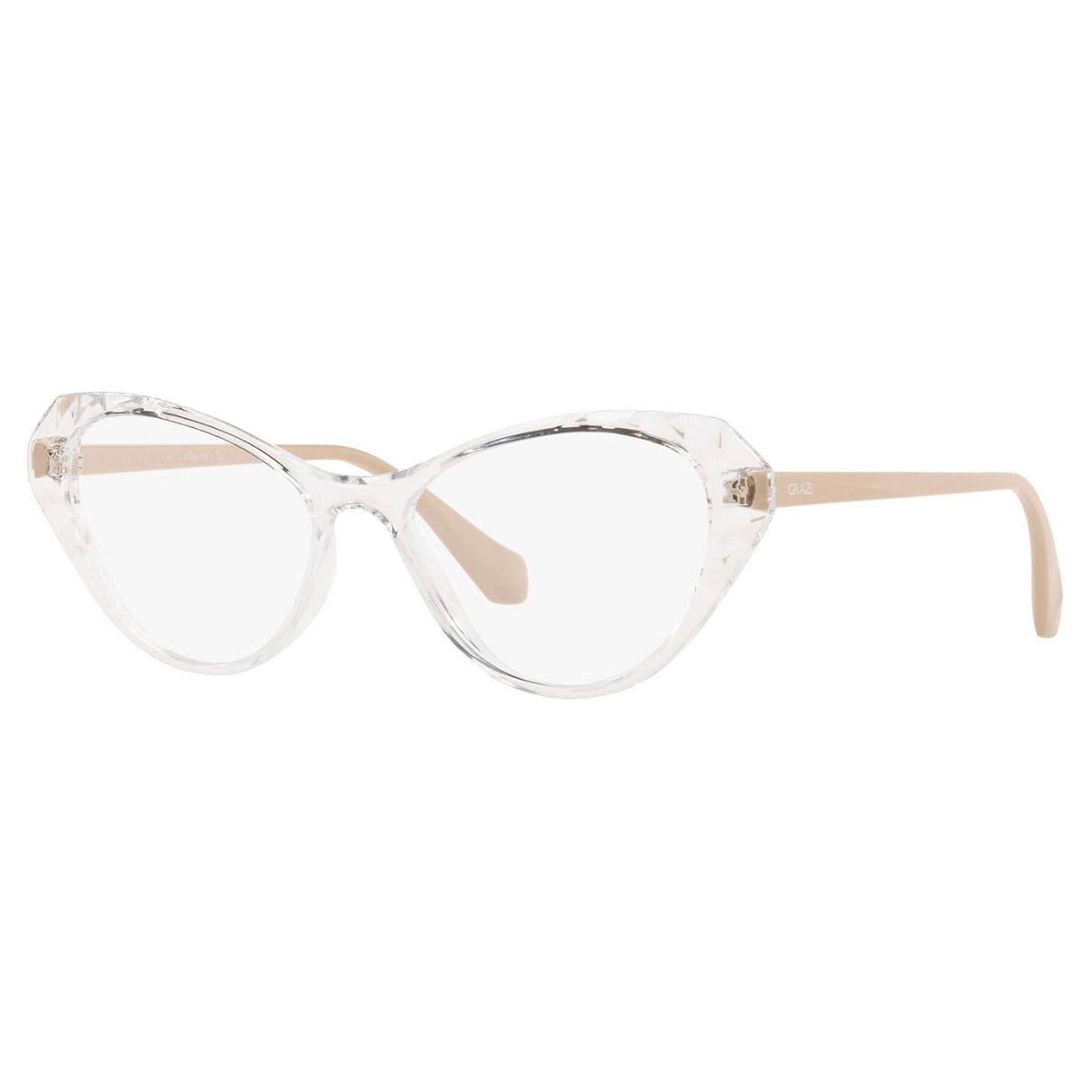 Óculos de Grau Grazi Gatinho GZ3081 Transparente Tamanho 52