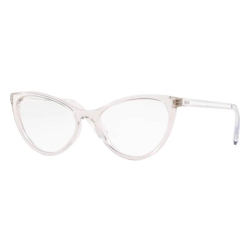 Óculos de Grau Grazi Massafera Gatinho GZ3073 Transparente Brilho