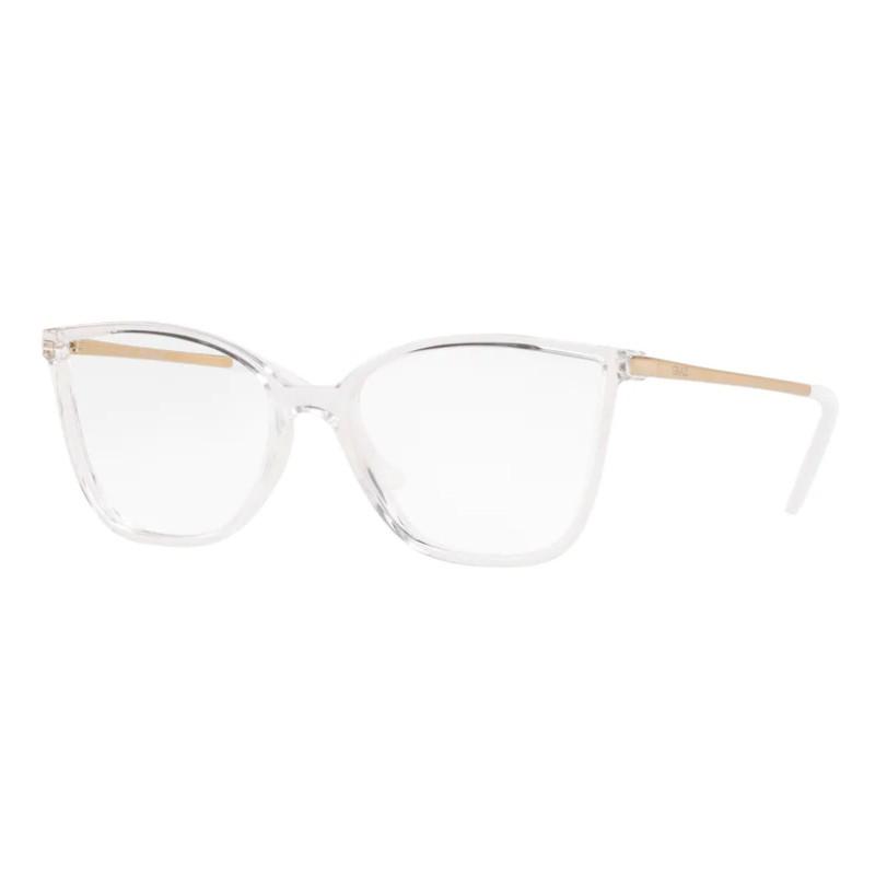 Óculos de Grau Grazi Massafera GZ3067 Transparente Quadrado