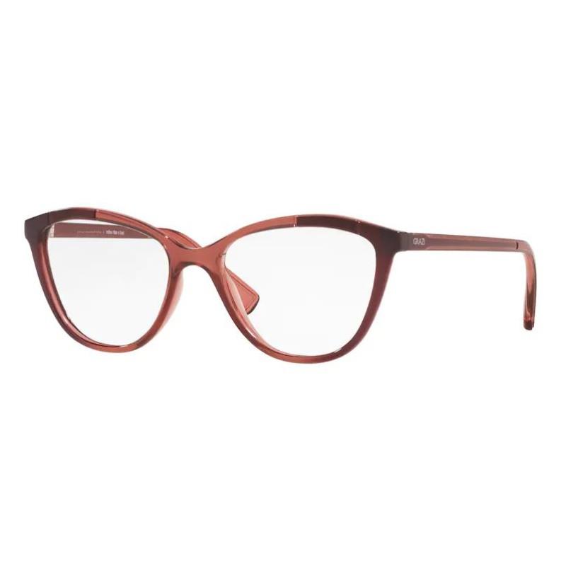 Óculos de Grau Grazi Massafera GZ3071 Marrom Brilho Tamanho 51