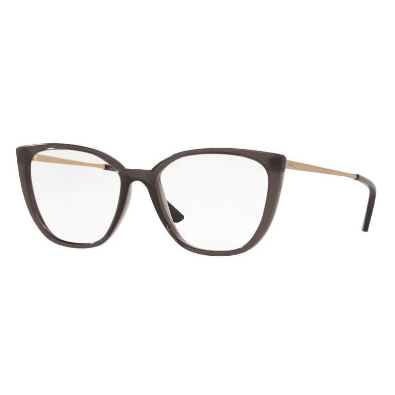 Óculos de Grau Grazi Massafera GZ3077 Cinza Translúcido