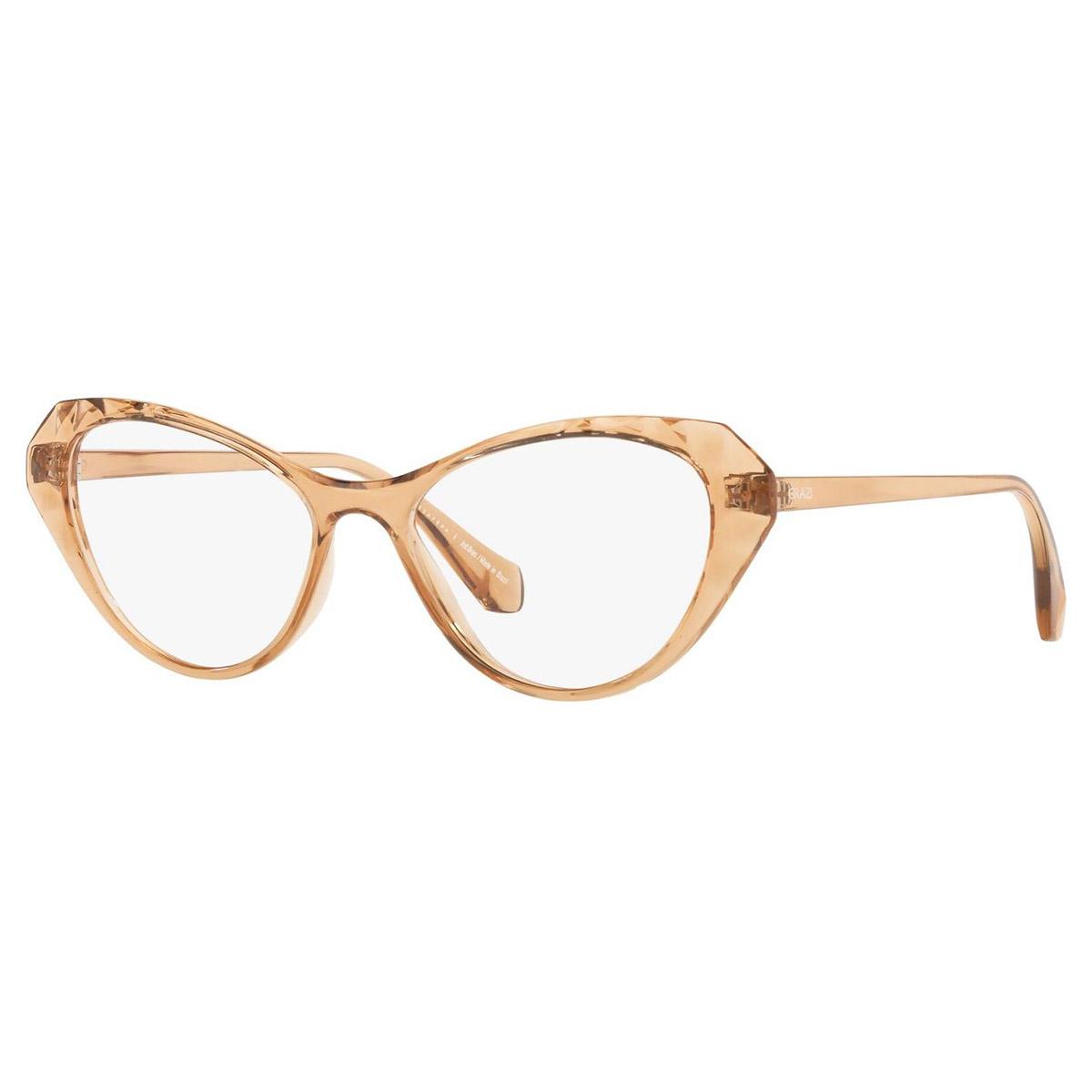Óculos de Grau Grazi Massafera GZ3081 Marrom Translúcido