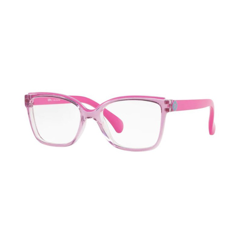 Óculos de Grau Infantil Kipling KP3124 Lilás com Rosa Translúcido