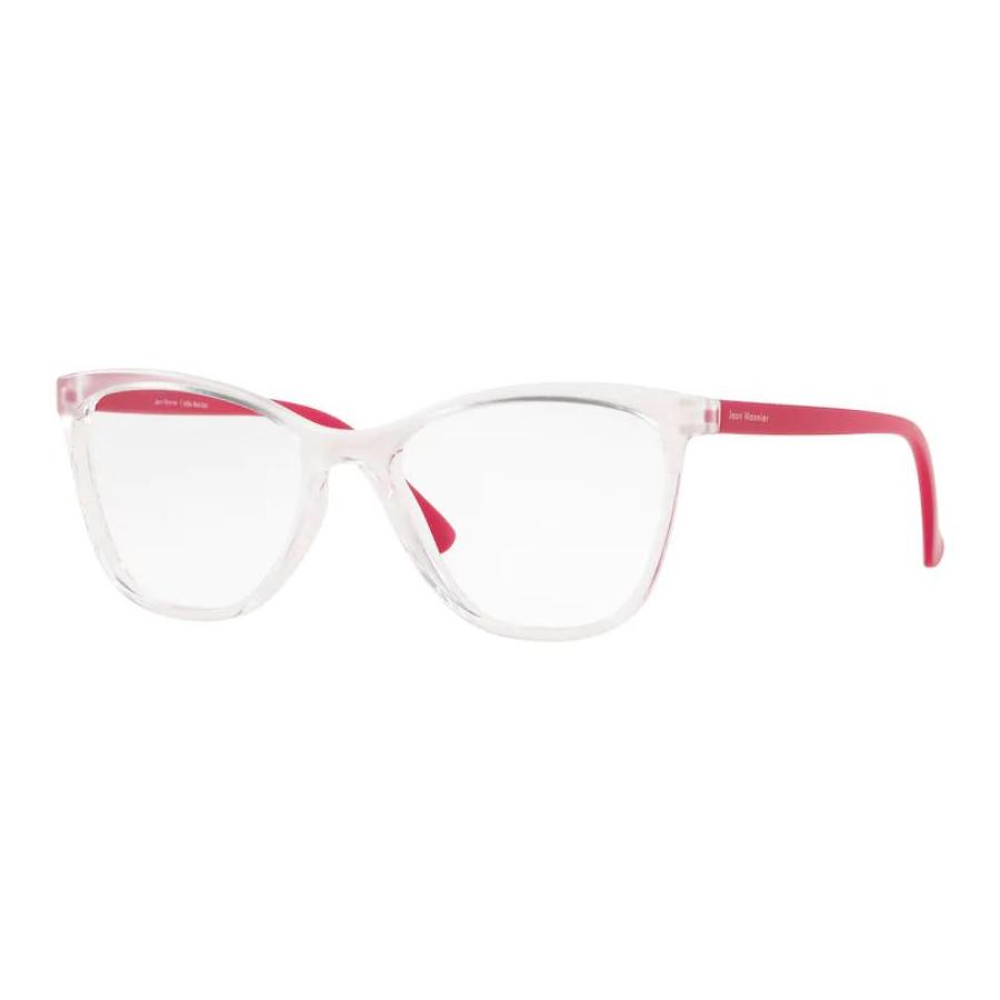 Óculos de Grau Jean Monnier J83188 Transparente com Vermelho