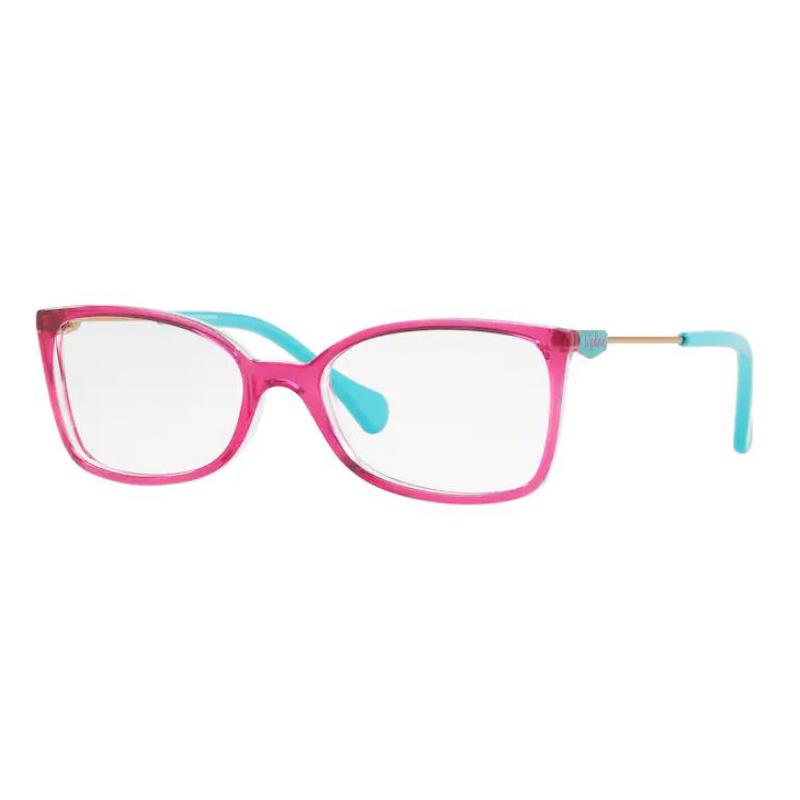 Óculos de Grau Kipling Infantil KP3111 Rosa Translúcido