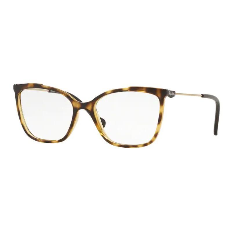 Óculos de Grau Kipling KP3112 Marrom Havana Brilho Feminino