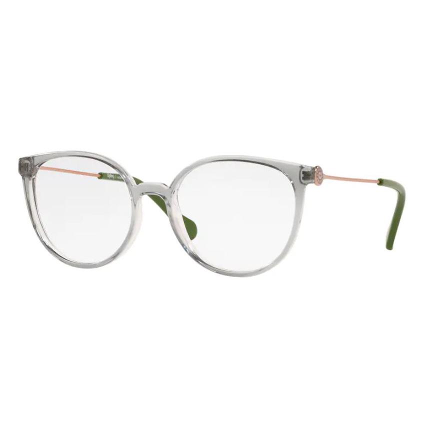 Óculos de Grau Kipling KP3133 Cinza Translúcido Tamanho 51