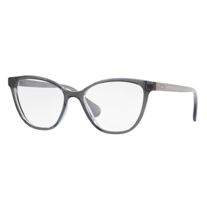 Óculos de Grau Kipling KP3136 Cinza Com Azul Claro Brilho