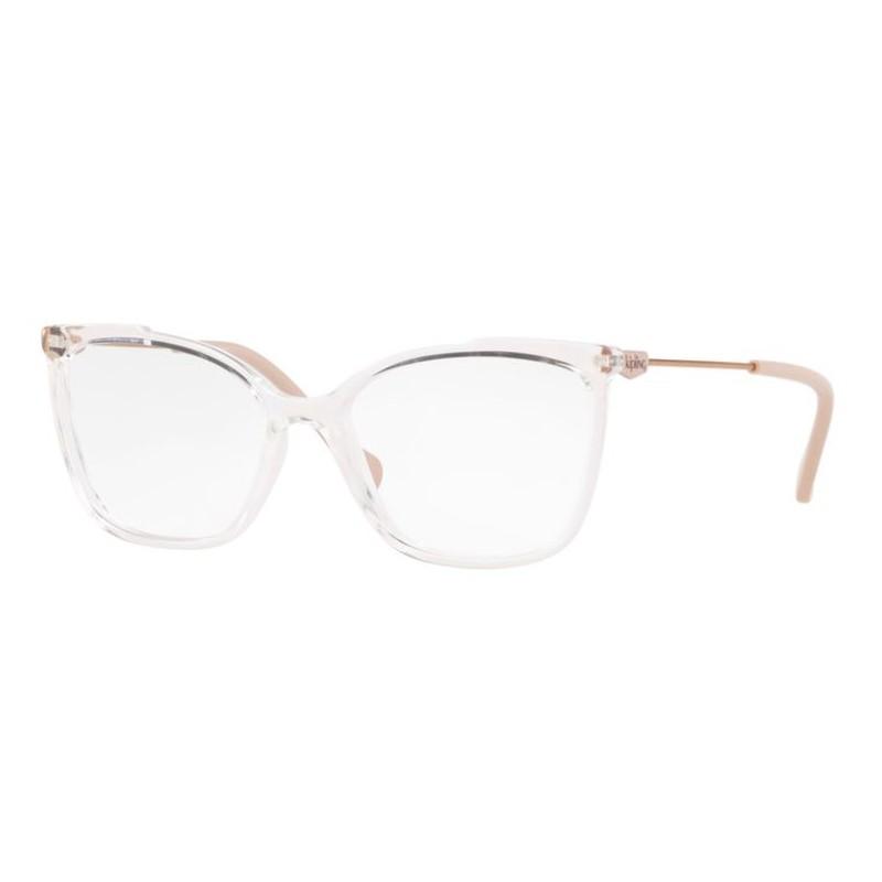 Óculos de Grau Kipling Quadrado KP3112 Transparente e Rosa
