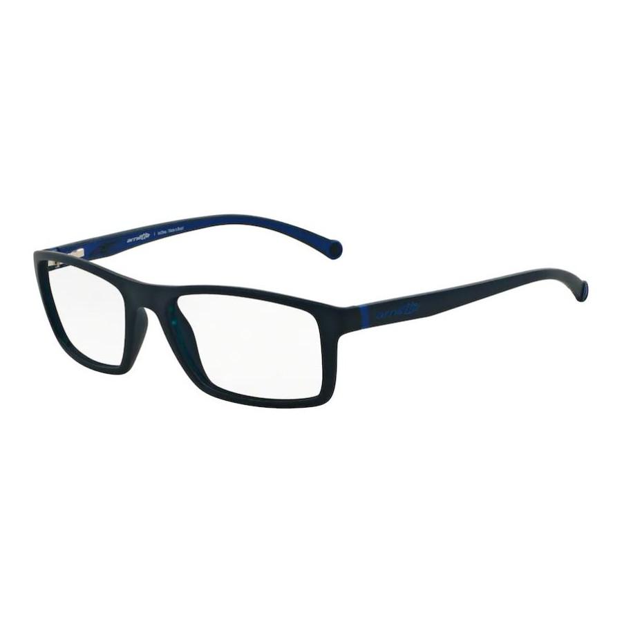 Óculos de Grau Masculino Arnette AN7083L Azul Escuro Fosco