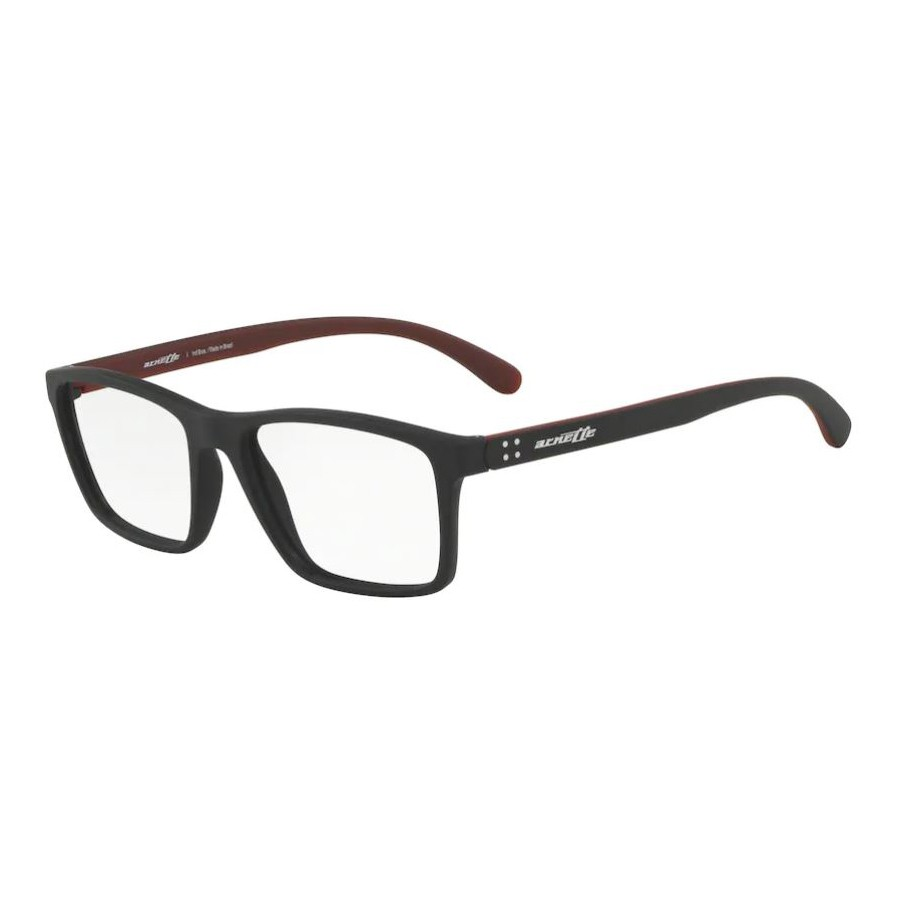 Óculos de Grau Masculino Arnette AN7133L Preto Fosco Tamanho 53