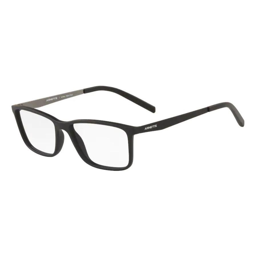 Óculos de Grau Masculino Arnette Clang AN7186L Preto Fosco