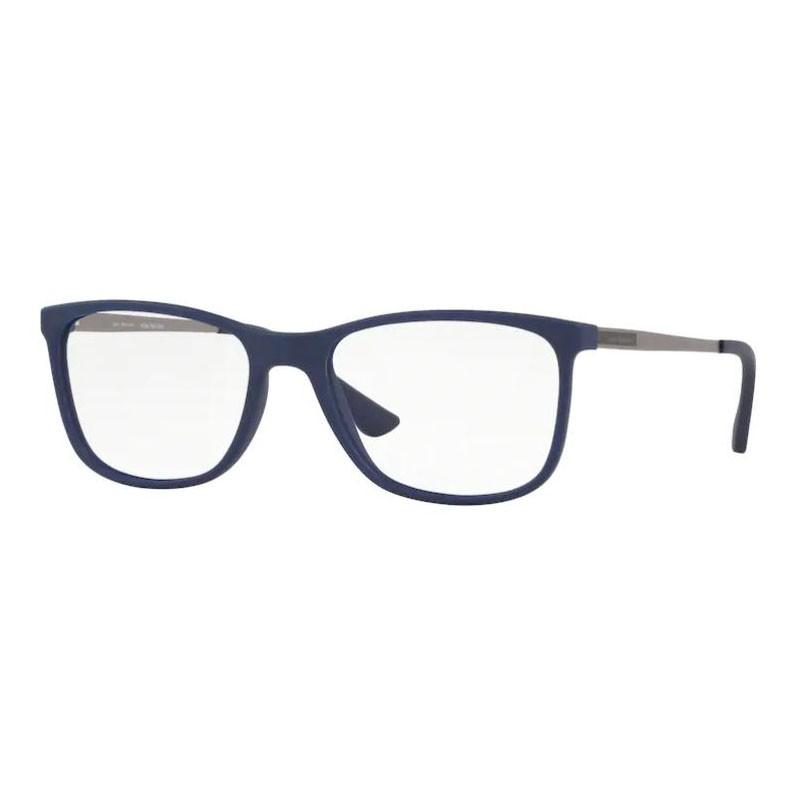 Óculos de Grau Masculino Jean Monnier J83179 Azul Fosco