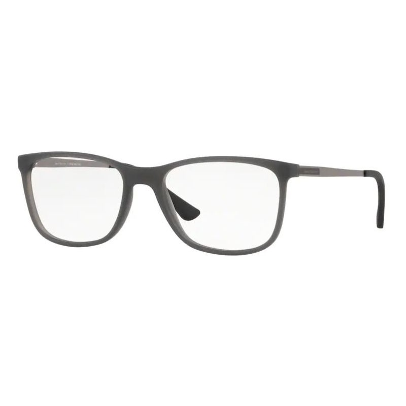 Óculos de Grau Masculino Jean Monnier J83179 Cinza Fosco