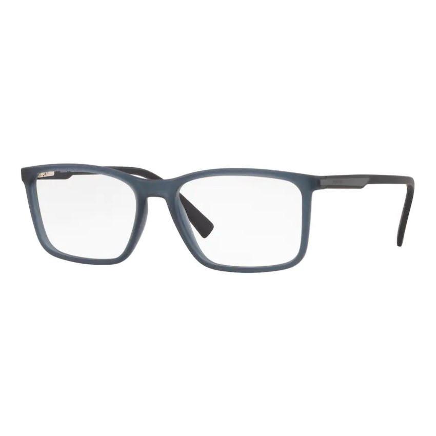 Óculos de Grau Masculino Platini P93163 Azul Fosco Tamanho 57