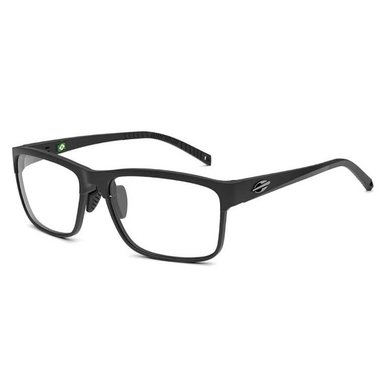 Óculos de Grau Mormaii Esportivo M6086 Denver Preto Fosco