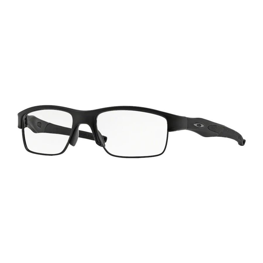 Óculos de Grau Oakley CrossLink Switch OX3128 Preto Fosco