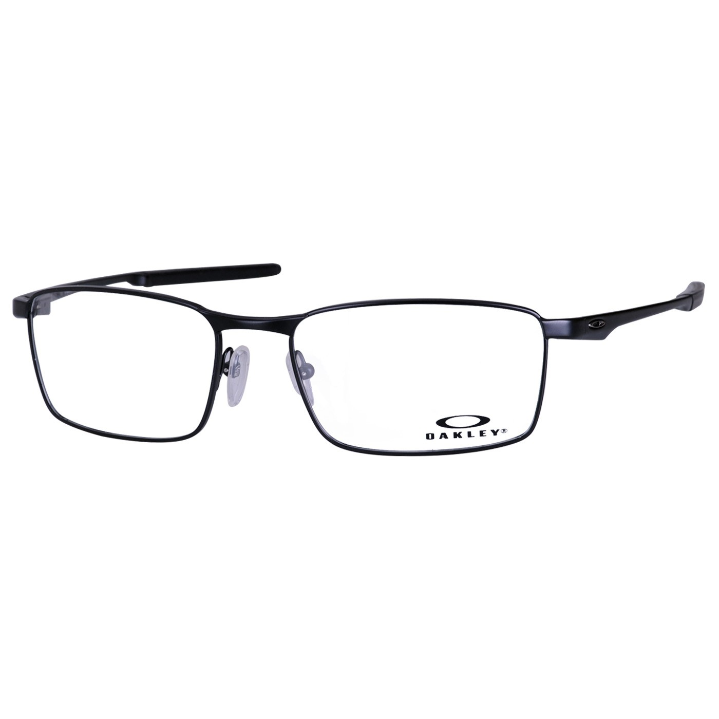 Óculos de Grau Oakley Fuller OX3227 Metal Preto Fosco Masculino