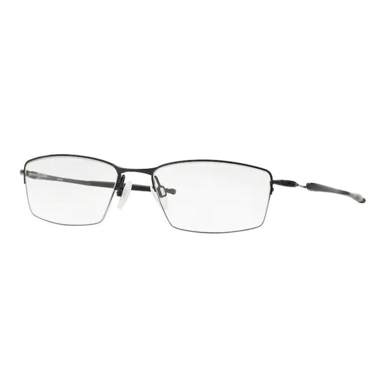 Óculos de Grau Oakley Lizard Titânio OX5113 Azul Escuro Masculino
