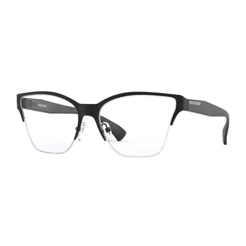 Óculos de Grau Oakley OX3243 Halifax Gatinho Metal Fosco