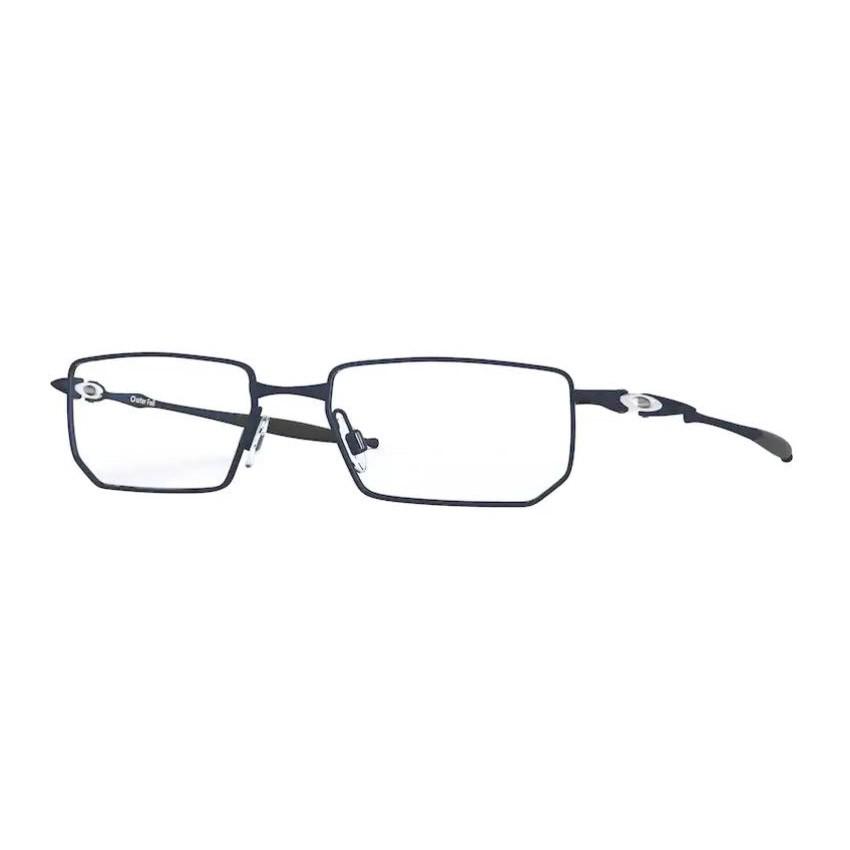 Óculos de Grau Oakley OX3246 Outer Foil Azul Marinho Fosco