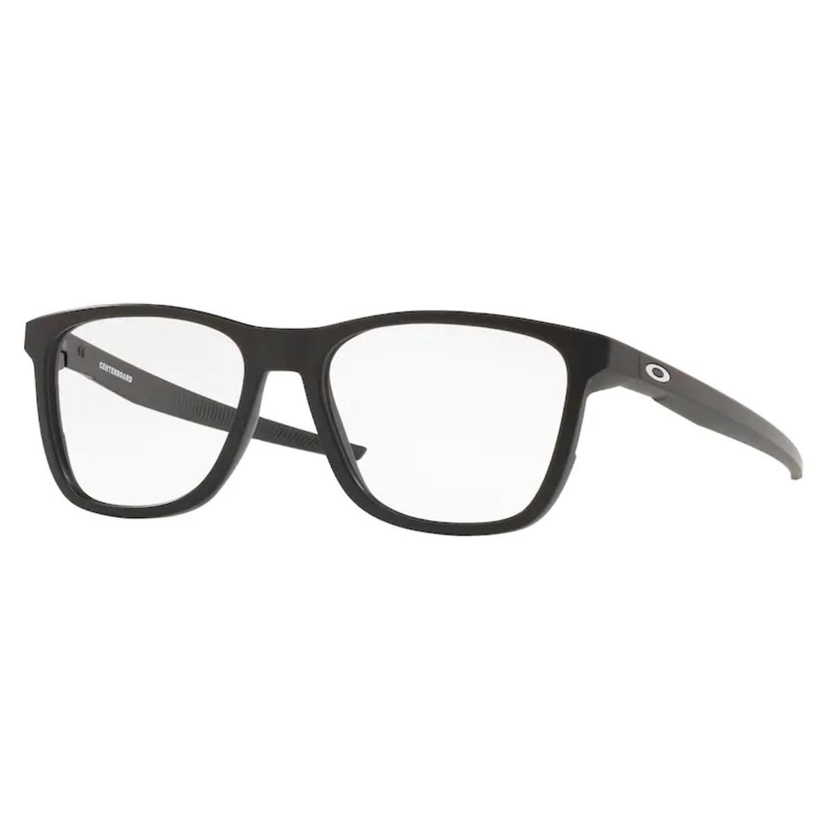 Óculos de Grau Oakley OX8163L Centerboard Preto Fosco