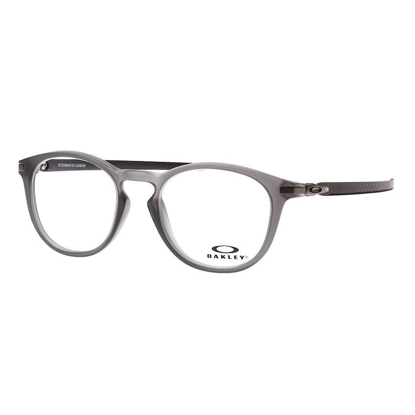 Óculos de Grau Oakley Pitchman R Carbon OX8149 Cinza Fosco